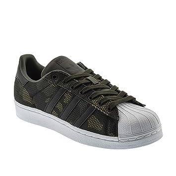 nouveau concept 00437 98ef8 adidas Superstar, Chaussures de Fitness Homme, Gris (Carnoc ...