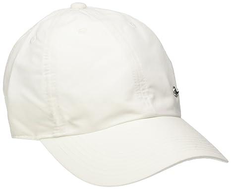 Nike - Métal Swoosh - Casquette réglable - Mixte Enfant - Blanc  (White Metallic 38ff912ac59