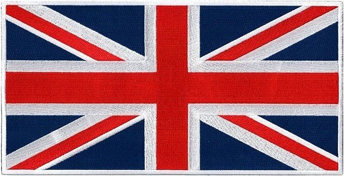 """5 sizes XS-XL UK Union /""""Jack/"""" Flag Dog Bandana"""