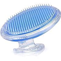 Bestidy exfoliating kroppsborste för behandling och förebyggande av rakhyvelstötar och ingrown hår för män och kvinnor…