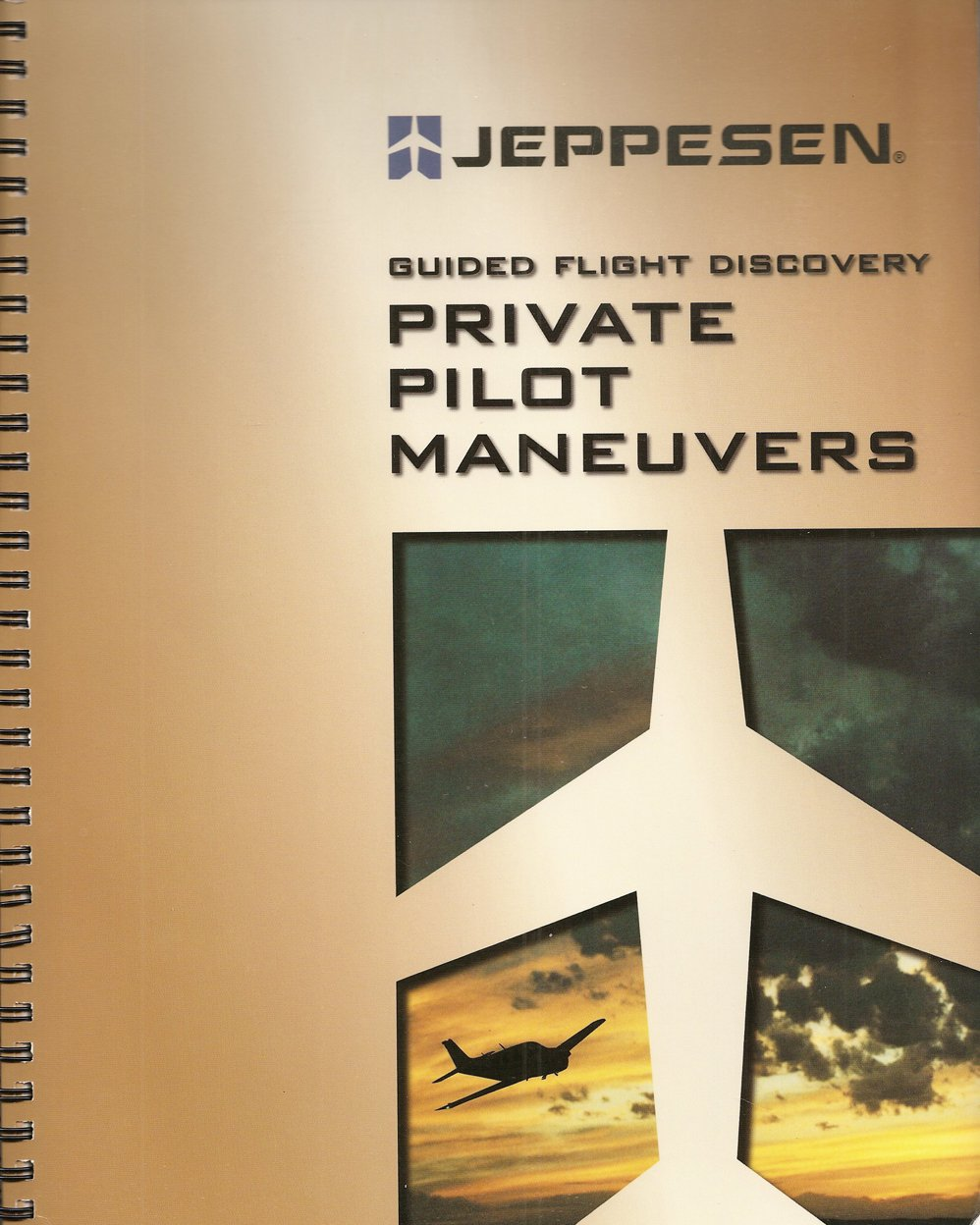 Jeppesen: Guided Flight Discovery: Private Pilot Maneuvers: Jeppesen:  9780884874355: Amazon.com: Books