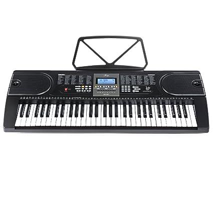 Amazon Joy Jk 61 61 Key Electronic Keyboard With Power Supply