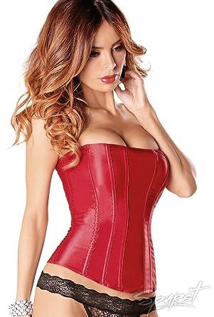d8e0288ca8 Amazon.com  Escante Tesa s Everyday Corset  Clothing