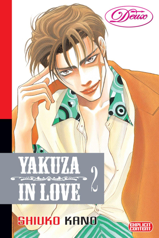 Yakuza In Love Volume 2 (Yaoi) (Deux) pdf