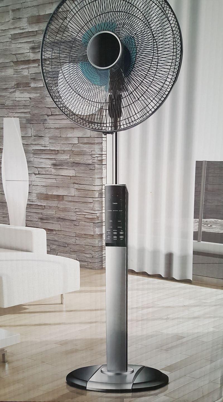 Ventilador de pie columna con mando a distancia temporizador ...