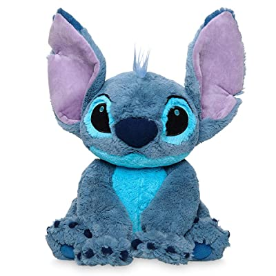 Disney New Store Stitch Plush Doll - Lilo & Stitch - Medium 15 Inch: Toys & Games