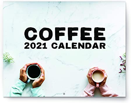 Images of Coffee Calendar 2021