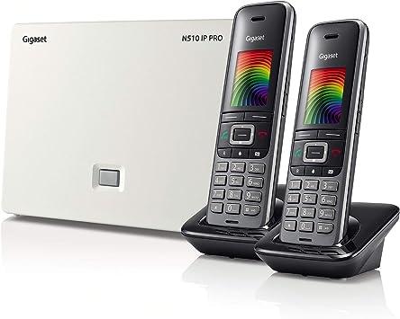 Gigaset N510 IP Pro & 2 x S650H Pro Office Bundle: Amazon.es: Electrónica