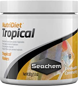 Tropical Fish Flakes 30g
