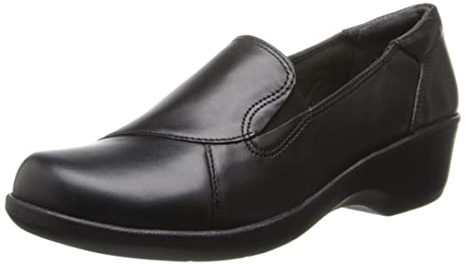 Womens Shoes Clarks Esha Haven Black Synthetic