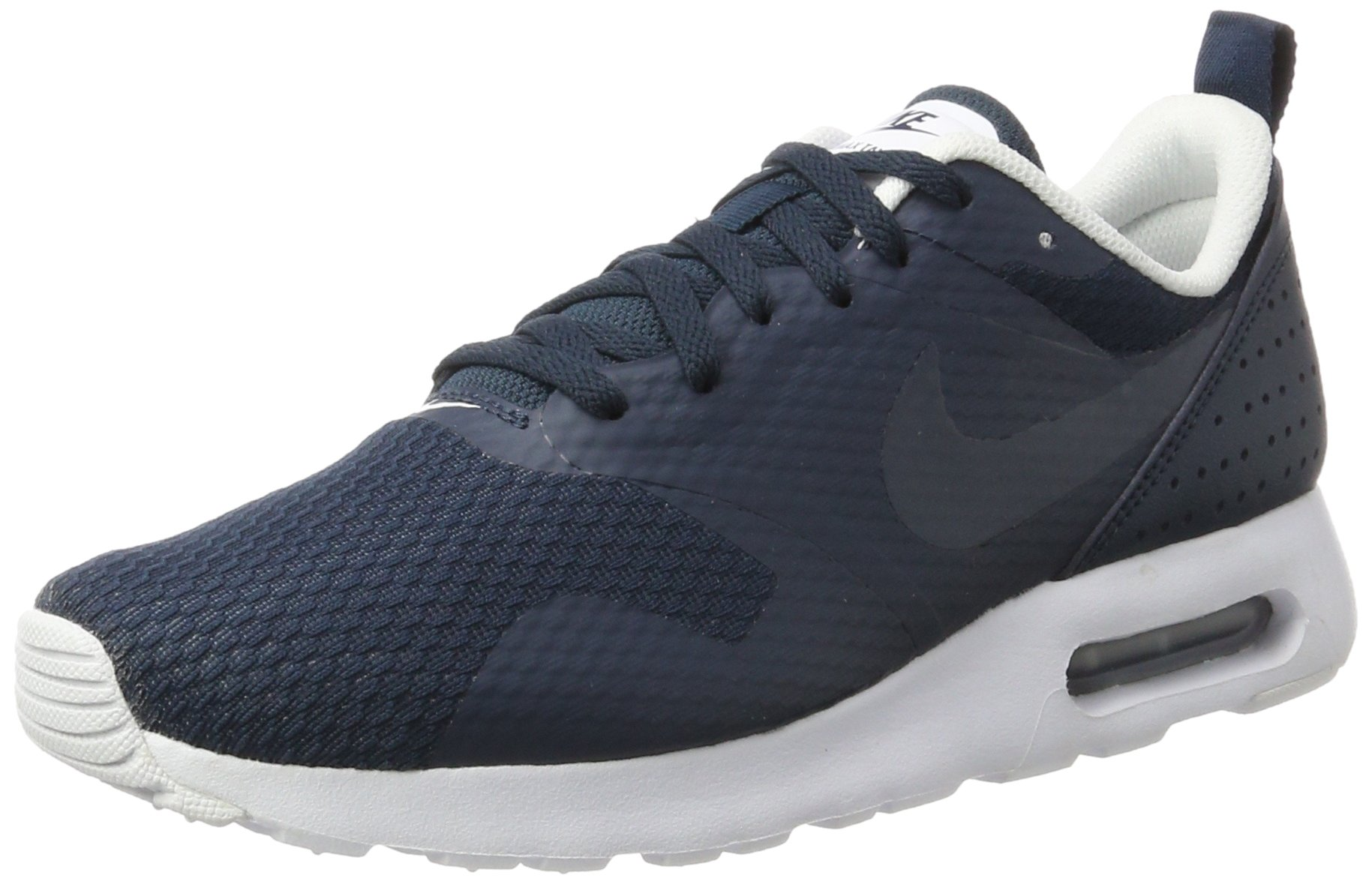 new product c2b23 26905 Galleon - NIKE Men s Air Max Tavas Trainers, Blue (Armory Navy Armory Navy  White), 10.5 UK 45.5 EU