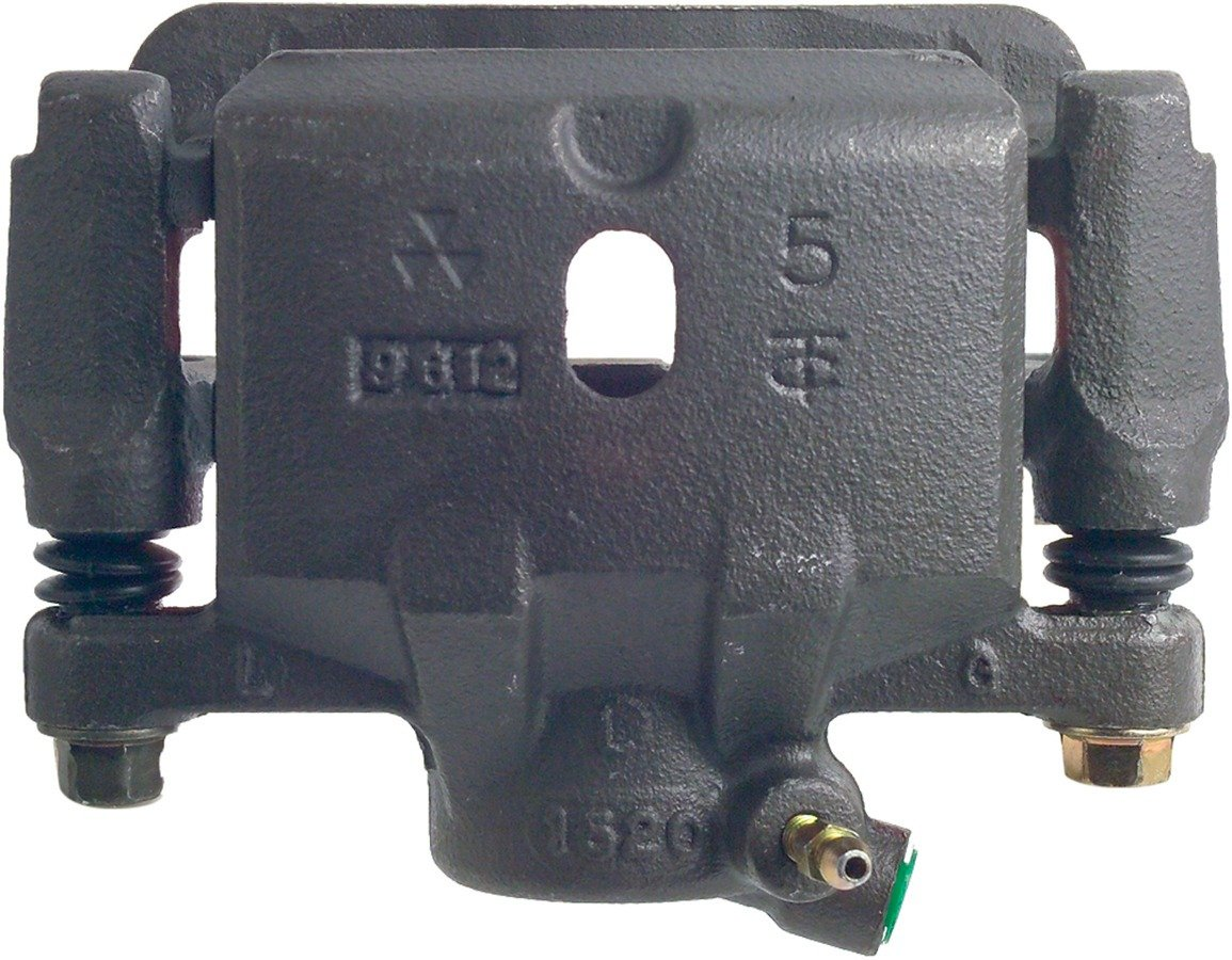 Brake Caliper A1 Cardone Unloaded Cardone 19-B1739 Remanufactured Import Friction Ready
