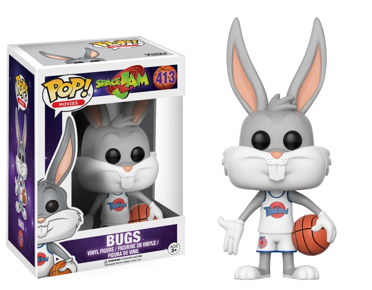 POP! Vinilo - Space Jam: Bugs Bunny: Amazon.es: Juguetes y juegos
