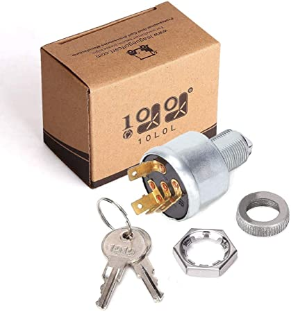 99 ezgo gas wiring diagram amazon com 10l0l golf cart key switch for ezgo 33639g01  10l0l golf cart key switch for ezgo