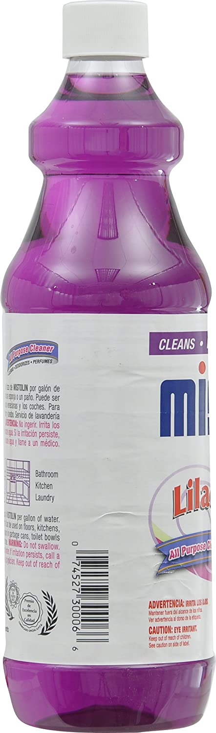 Amazon.com: Mistolin All Purpose Cleaner Baby 28 fl oz: Health & Personal Care