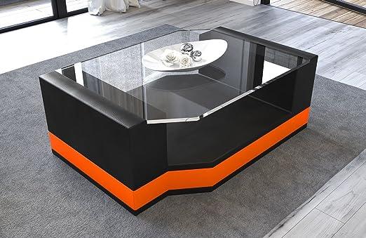 Lujo Mesa de Salón Messana como Elegante Mesa de Vidrio para Su ...