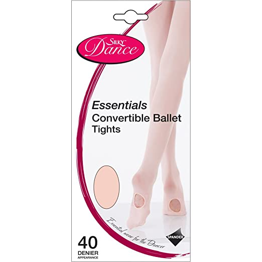 c940f33627479 ... FOOTED BALLET DANCE; Womens Silky Dance High Performance Convertible  Ballet Tights; SILKY BALLET DANCE TIGHTS CONVERTIBLE FOOT PINK GIRLS ...