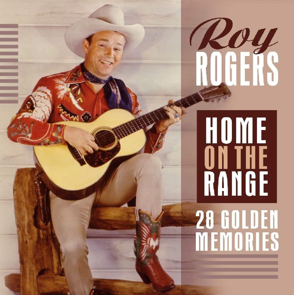 Home On The Range: 28 Golden Memories