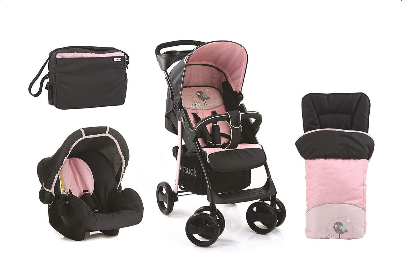 Sistema de viaje para bebé Hauck Shopper SLX, con silla de paseo ...