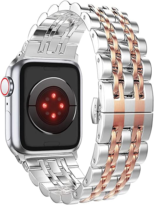 Top 10 White And Rose Gold Band Apple Watch