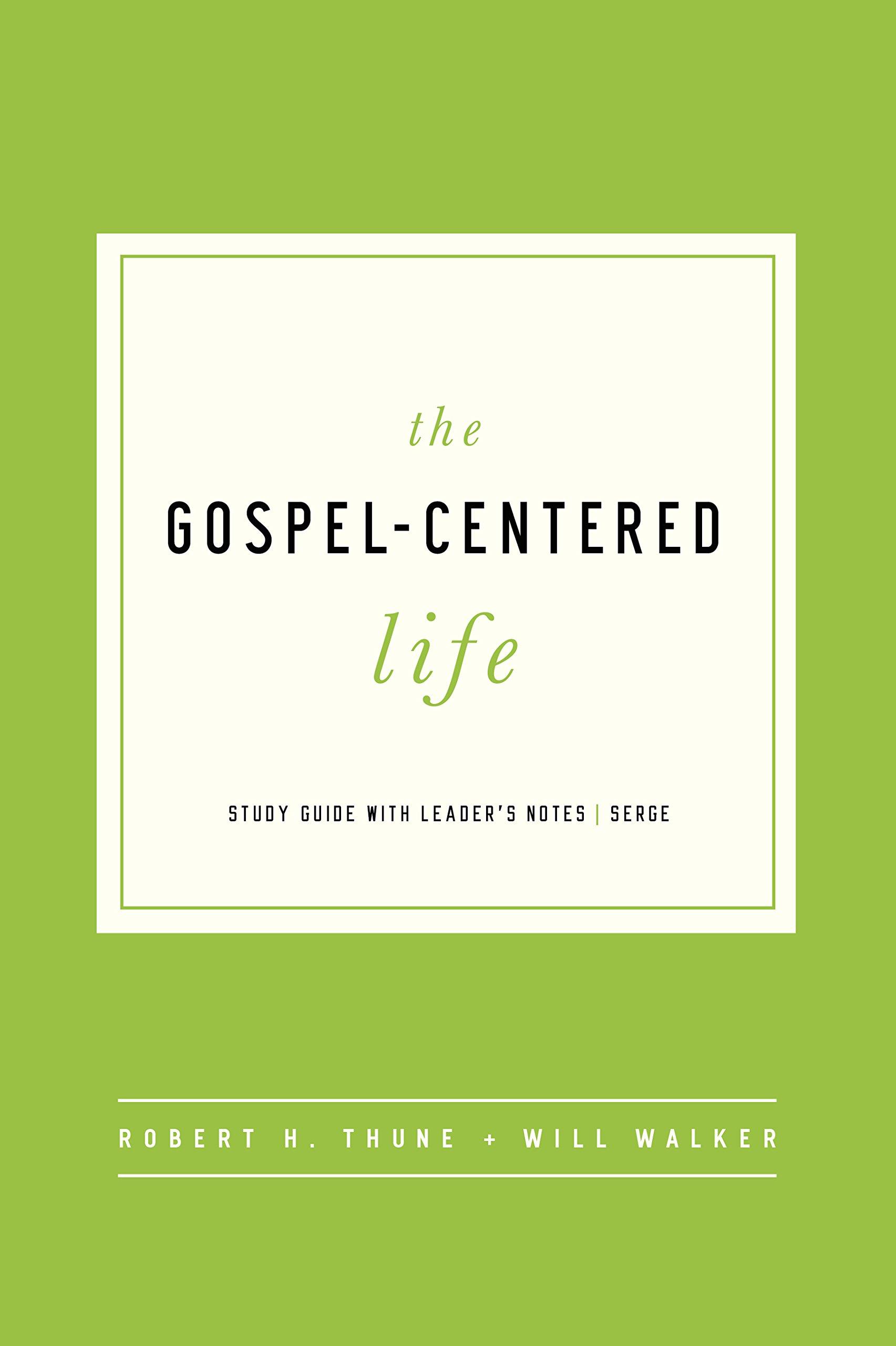 Gospel-Centred Life