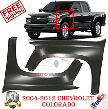 Exterior Door Handle For 2004-2012 Chevrolet Colorado GMC Canyon Front LH Black