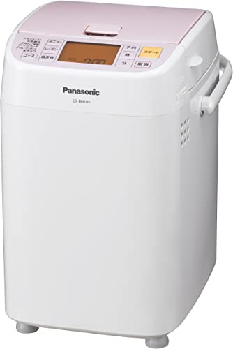 Panasonic NEW Home bakery One Loaf of Bread Type SD-BH105-P Pink Japan Import