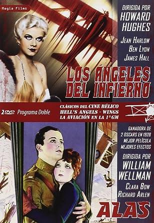 Amazon com: Los Ángeles Del Infierno (Hell's Angels) (1930
