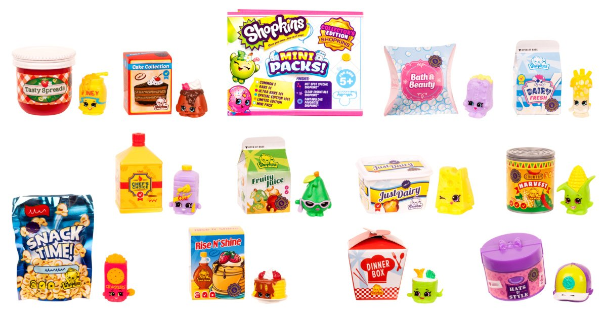 Shopkins Season 10 Mini Pack - Mega Pack