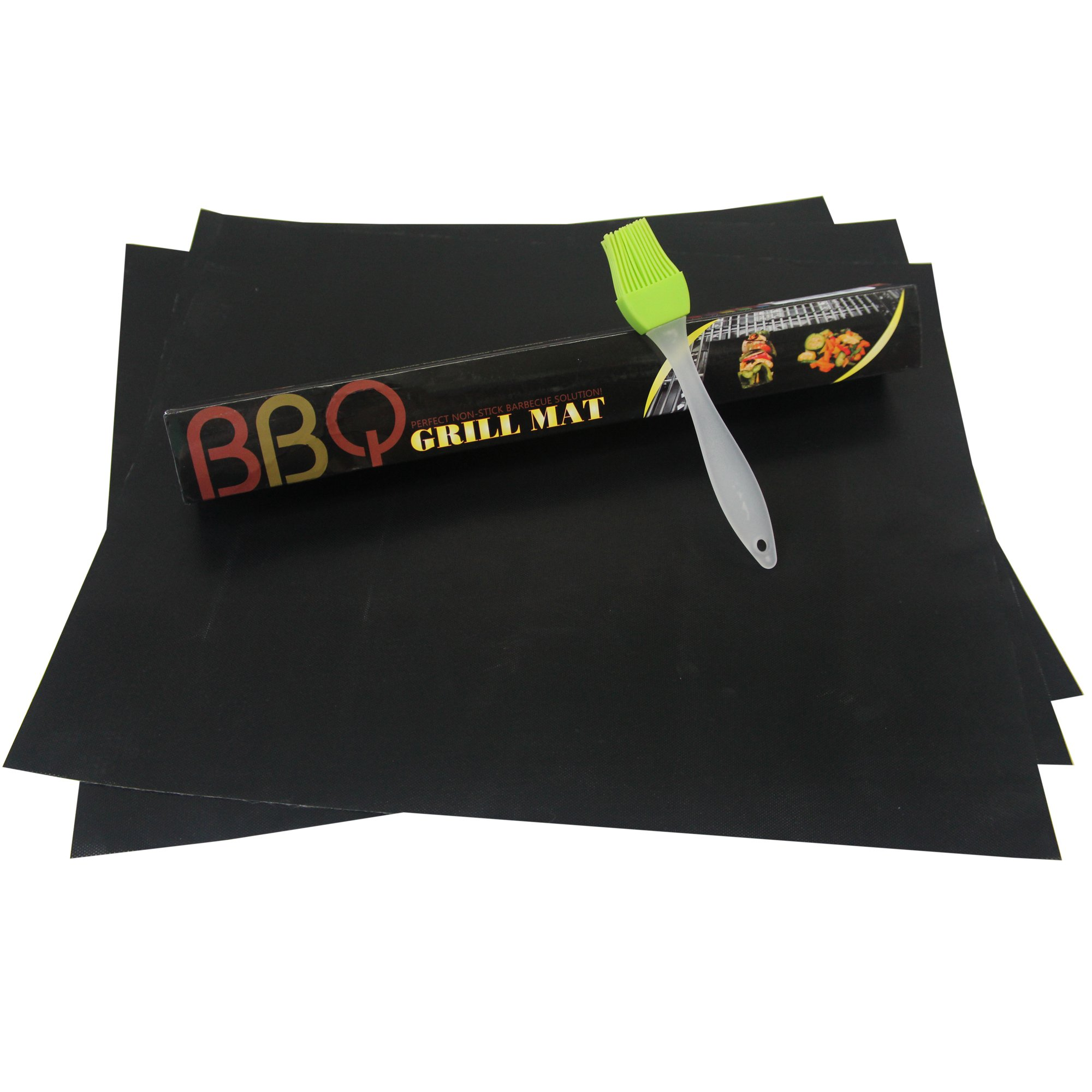 Best Nonstick Oven Liner is PFOA, BPA Free and FDA approved. 3 Pack is perfect for your BBQ, ovens & can be used as a Grill Mat. Easy to clean durable, heavy duty, non stick, waterproof Teflon surface
