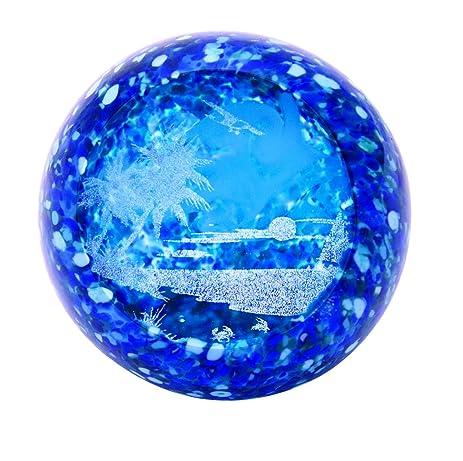 glass eye studio summer breeze environmental series paperweight delux box - Glass Eye Studio