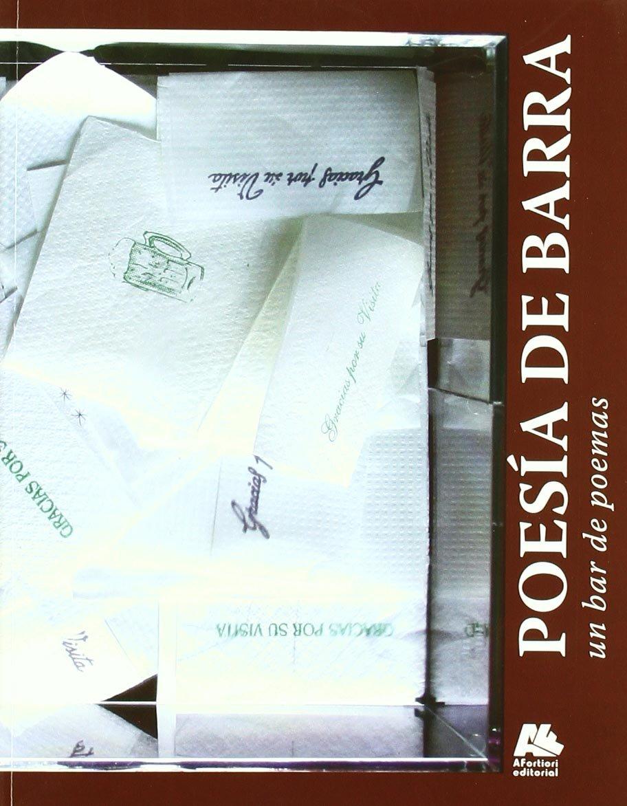 Read Online Poesia De Barra Un Bar De Poemas pdf