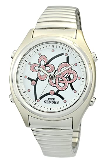 Reloj Parlante – se Five Senses Mujer Crystal Stylist Reloj Parlante (tc-