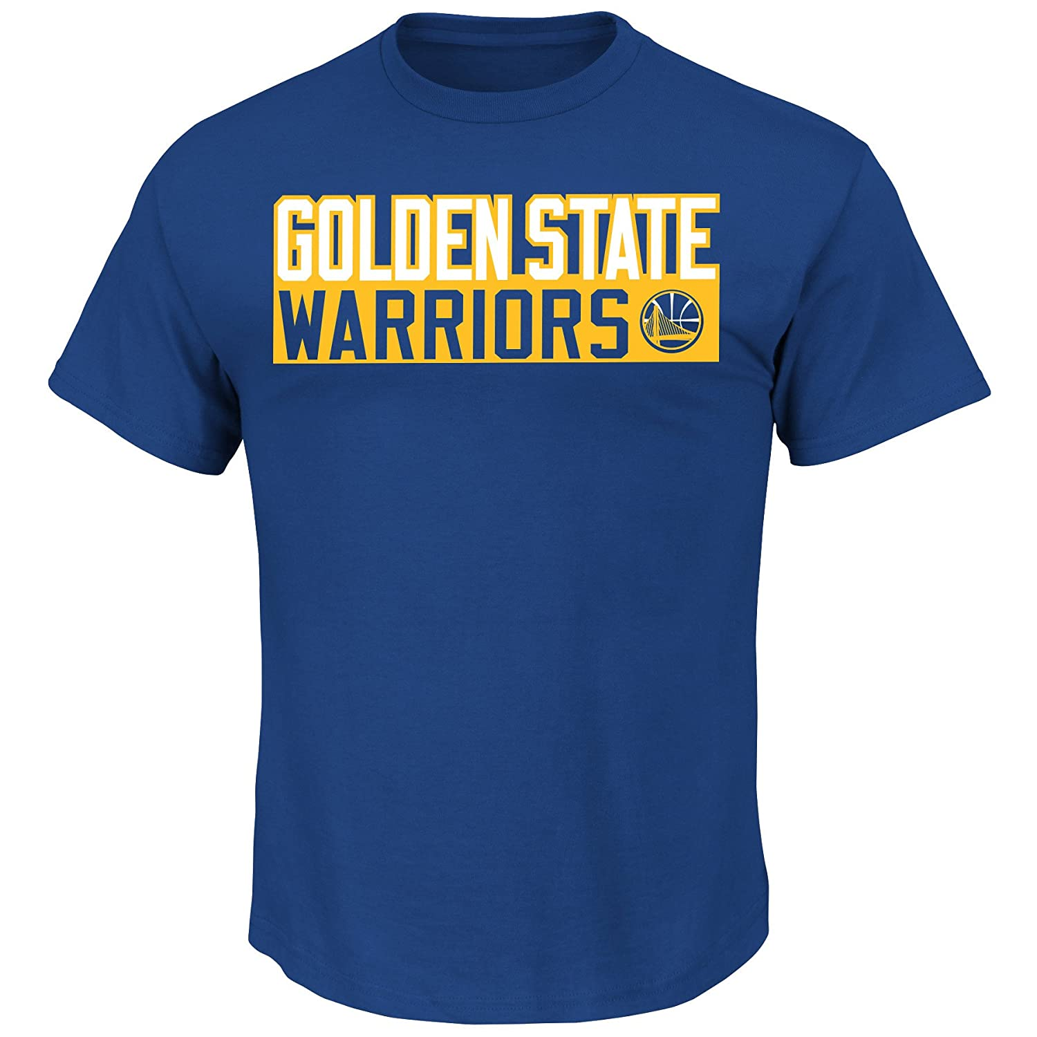 27e0e364973f1 Amazon.com   Majestic Stephen Curry Golden State Warriors  30 NBA Men s  Name   Number T-shirt (XXlarge)   Sports   Outdoors