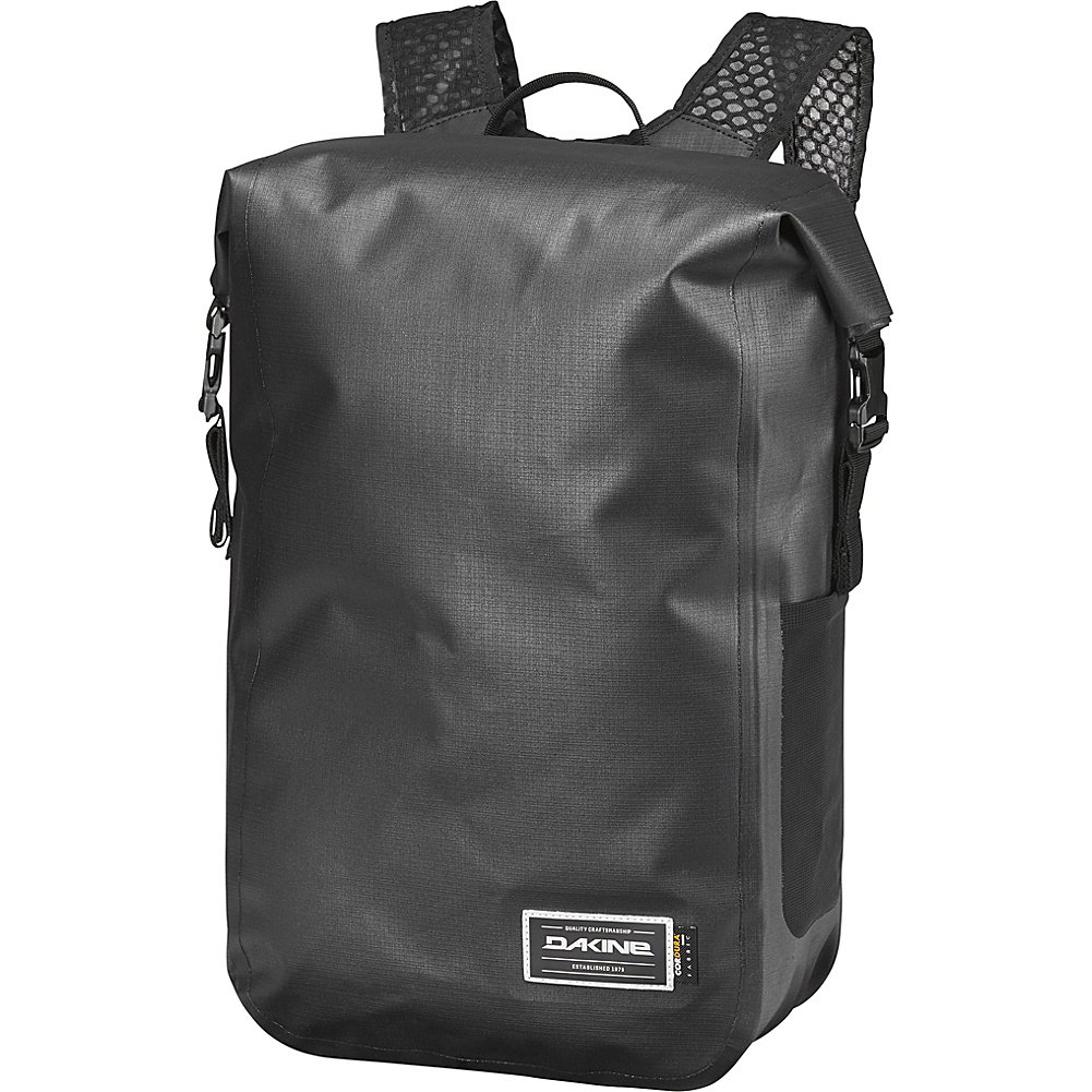 DAKINE Cyclone Roll Top 32L Nylon, Poliuretano Nero zaino D10001825 CYCLONE BLACK