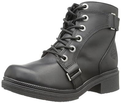 Harley-Davidson Women's Celia Work Boot,Black,5 ...