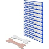 100 BETTER BREATHE NASAL STRIPS SM/MED HELP YOU SLEEP & NO SNORING by Better Breathe