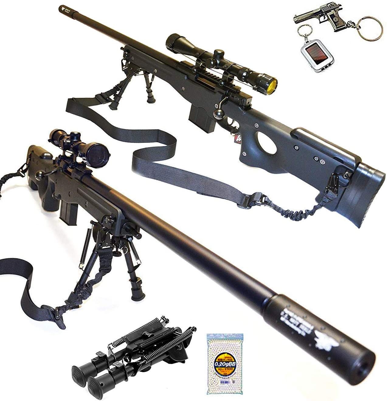 Tokyo Marui bolt action spare magazine for air rifle M40A5 Japan Import