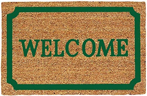 Uscoa 31596 20×30 Cocoa Welcome Mat