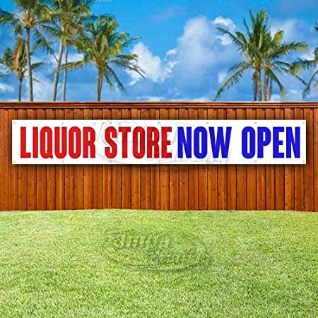 Pet Store Now Open Extra Large 13 oz Banner Heavy-Duty Vinyl Single-Sided with Metal Grommets