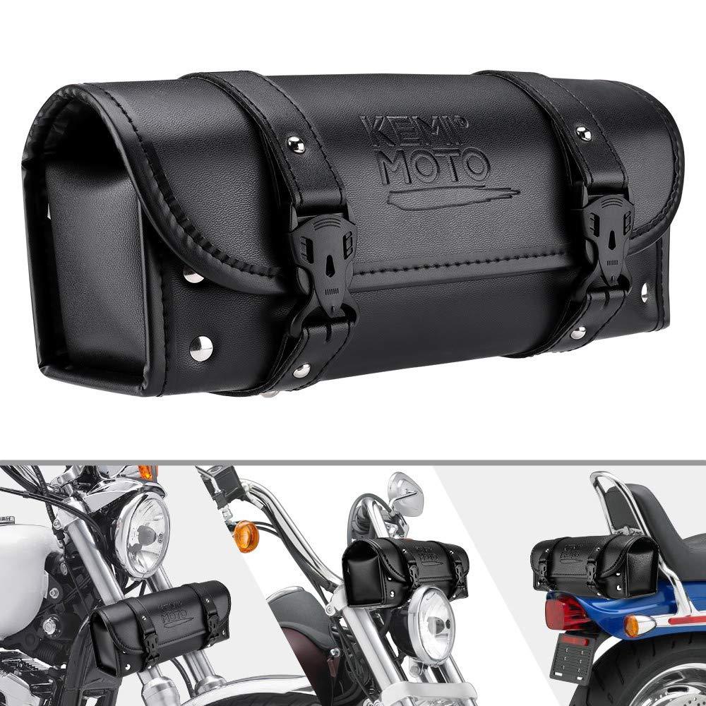 Kemimoto Motorcycle Fork Bag