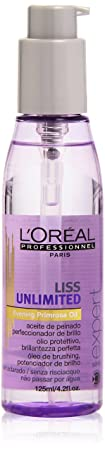 L'Oreal Professionnel Liss Ultime serum-125 ml Hair Serums at amazon