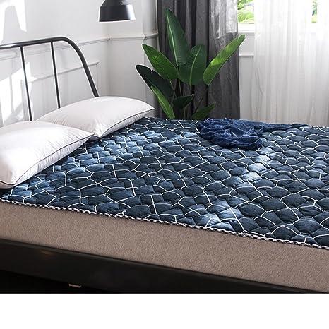 Amazon.com: Colchón/Colchoneta doble Thin cama colchón ...