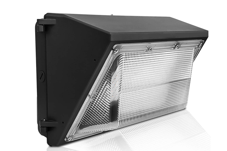 82c0962deae0 LED Wall Pack 120W LED Lights 840W HPS HID Equivalent 5000K 15840Lm ...