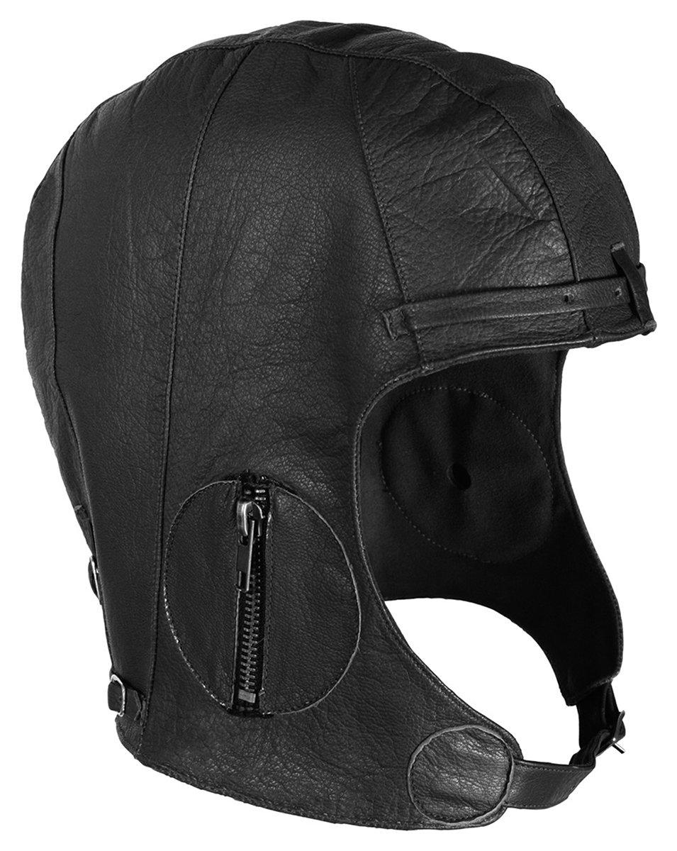 Direct 3572M//L Rothco Leather Pilot Helmet Pro-Motion Distributing