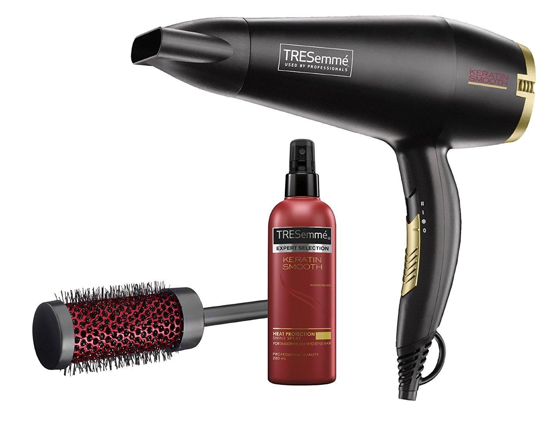 TRESemme TRE-5542KU Keratin Salon Smooth Blow-Dry Set