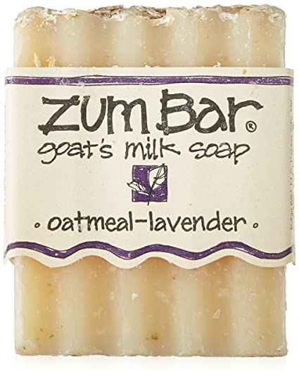 Zum Soap Bar, avena y lavanda