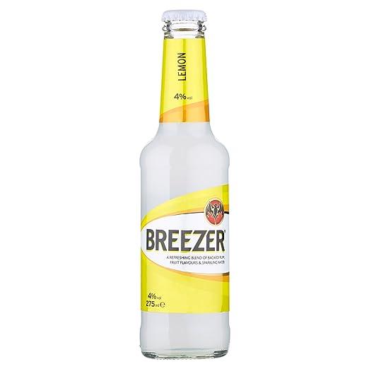 2 opinioni per Bacardi Breezer Cocktail Aperitivo Lemon 27,5 Cl