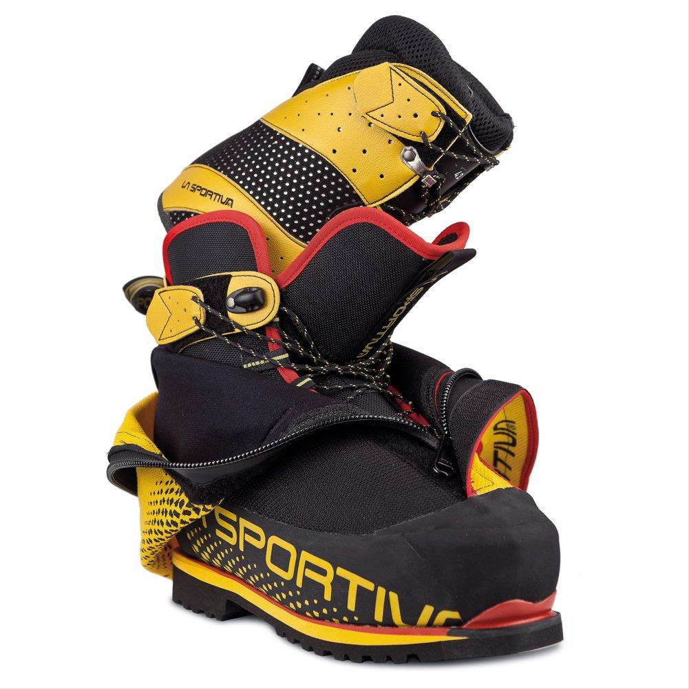 La Sportiva Men's Olympus Mons EVO Boot B00197TI88 42 M EU|Yellow/Black
