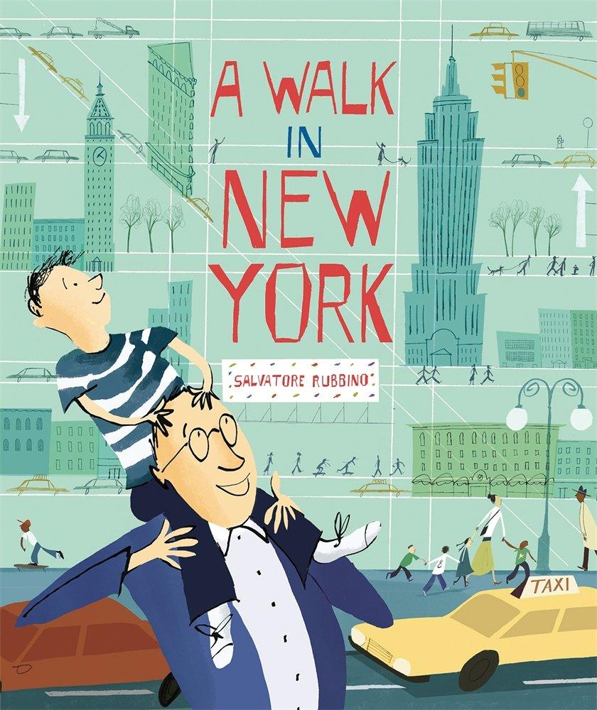 Walk New York Salvatore Rubbino
